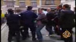 احتجاجات ضد عميد مسجد باريس فى فرنسا