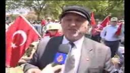 تركيا الى امارة اسلامية وتظاهرات علمانية