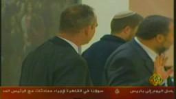 نتنياهو  سيلقى خطاب يحدد فية رؤيتة للسلام  فى المنطقة