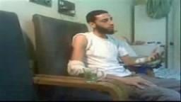 حصريا على إخوان تيوب --  لقاء أحد جرحى القسام ج1