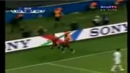أهداف مباراة أسبانيا و العراق