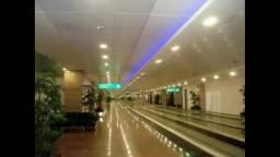 مشاهد لمطار القاهرة الجديد