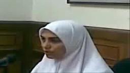 ابنة الاستاذ محمود عوض وهى تحكى يوم اعتقال ابيها