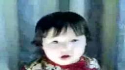 شاهد اجمل طفلة وهى ترتل القرآن