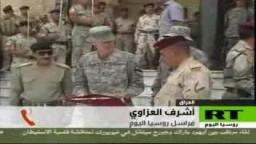 القوات الامريكية تخرج من المدن العراقية ومقتل 4 من عناصرها