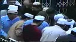 جنازة الداعية  الشيخ احمد ديدات رحمة الله