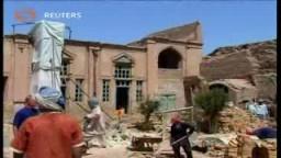 تحول معبد يهودى الى مدرسة للاطفال فى افغانستان