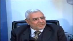 د/عبد المنعم أبو الفتوح تخنقه الدموع و هو يتذكر خيرت الشاطر و الظلم الواقع عليه