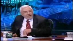 الدكتور عبد المنعم أبو الفتوح  فى لقاء علي الاوربت 3
