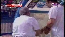 شحاته يضحك على فرصة عبد العزيز توفيق