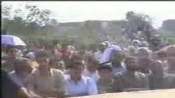 جنازة وتابين الدكتور حسين الدرج