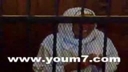 كواليس محاكمة قاتل هالة فايق