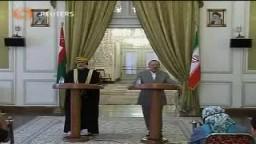 لقاء بين الوزير العمانى و الايرانى لبحث الاوضاع الاخيرة