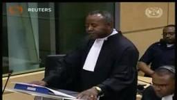 بدء محاكمة الرئيس الليبيرى تشارلز بارتكايه جرائم حرب