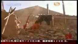 اثار زلزال عنيف فى جنوب غرب الصين