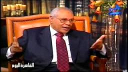 عمرو اديب والدكتور سليم العوا وحوار عن التطبيع 3