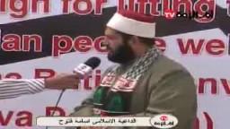 6- الداعية الإسلامي أسامة فتوح  والحديث عن حصار غزة