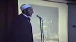 فضيلة الشيخ صبحى الخشاب و الاسراء والمعراج