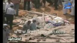عمرواديب وممدوح حمزة فى ارض الدويقة