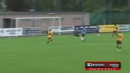 هدف المصري دودي الجباس لاعب فريق ليرس البلجيكي