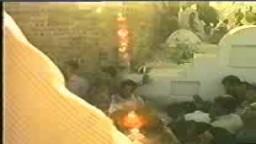 جنازة الحاج عباس السيسى رحمه الله