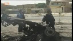 انفجار سيارة ملغومة غرب العراق