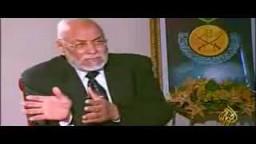 لقاء فضيلة المرشد العام للإخوان المسلمين مع قناة الجزيرة
