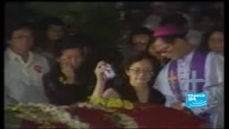 وفاة الرئيسة السابقة للفلبين كورازون اكينو