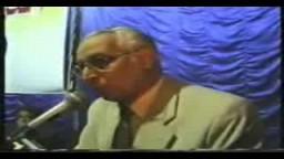 د.محمد البنا يتحدث فى مؤتمر فلسطين