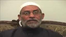 د. محمد بديع يتحدث عن المحليات قبل اعتقاله بأيام.