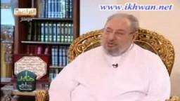 الدكتور القرضاوى  وحديثة عن......الشهيد سيد قطب