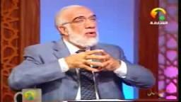 عمر عبد الكافى المبشرات