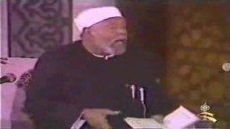 وكشفنا عنك غطاءك - الشيخ متولى الشعراوي