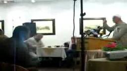 مقطع من مؤتمر كنس يهودية تطوّق المسجد الأقصى- رائد صلاح