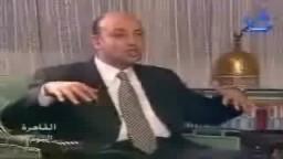 عمرو أديب وحلقة ساخنة مع المرشد العـام للاخوان المسلمين