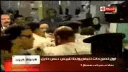 عودة حسن خليل قائد عملية تحرير الصيادين المصريين