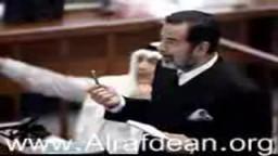 رسالة صدام حسين الأخيرة إلى الشعوب العربية