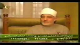 دكتور نصر فريد واصل  يتحدث عن دعم المسلمين  لبعضهم وحثة على المقاطعة الاقتصادية ضد المعتدين
