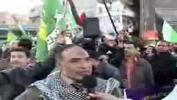 حوارات ولقاءات مع نواب الاخوان المسلمين وقياداتهم عما يحدث فى غزة