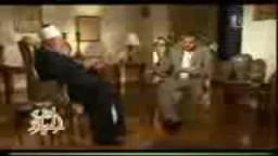 الدكتور يوسف القرضاوى فى برنامج فقة الحياة ..الحلقة الثانية..فى رمضان حديث  شيق جدا