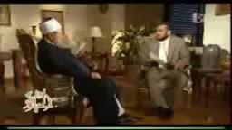 العلامة الدكتور القرضاوى فى برنامج فقة الحياة ..فى رمضان.3