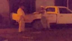 بالفيديو سرقة وتهريب الدقيق المدعم