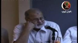 كلمة الدكتور... محمد حبيب نائب المرشد العام للاخوان المسلمين فى الافطار السنوى/كيف نحقق الربانية
