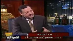 عمرو اديب و حوار ساخن مع الاعلامى احمد منصور