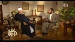 العلامة الدكتور يوسف القرضاوى..فى برنامج فقة الجهاد/الرد على شبهات الهجوميين فى الجهاد3