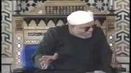 خواطر الشيخ الشعراوي في سورة الرحمن -الجزء الأول