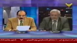 حوار د. عبد المنعم في قناة المنار- الجزء الثاني