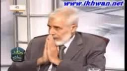 د/ محمود عزت ود / محمد مرسي يدافعان عن أفكار الأستاذ سيد قطب في حوار ساخن-2