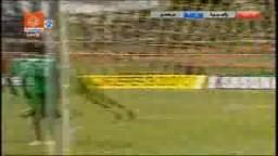 الهدف القاتل  لمنتخب مصر فى زامبيا الذى اعاد الامل فى صعود مصر لكأس العالم 2010