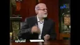 حوار الدكتور ..محمد حبيب نائب المرشد العام ..فى القاهرة اليوم للتحدث عن (القضية المثار على الساحة(3